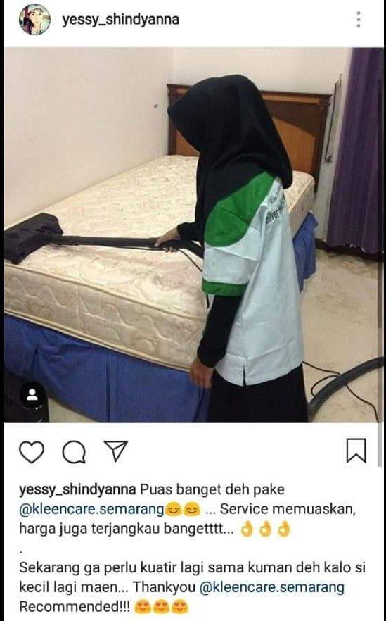 Jasa Pembersih Tungau Semarang
