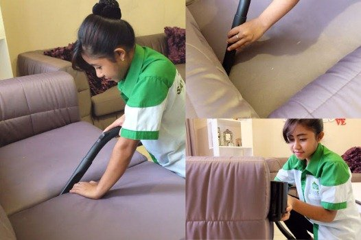 vacuum cleaner tungau